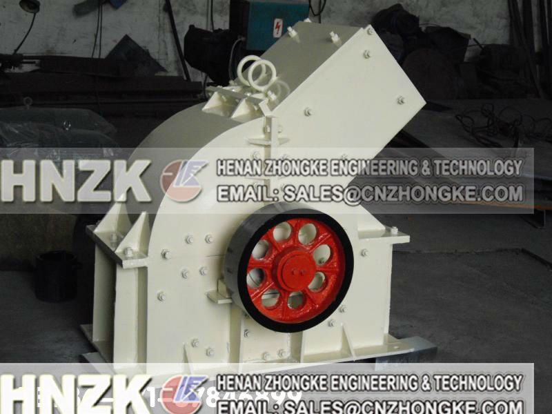 hammer crusher has a simple structure The ring hammer crusher is designed with a simple structure, large crushing ratio and  this series of machine is an impact rotor type crusher with hammer ring  enter the crusher, the materials are impacted and crushed by the high speed  2pg double roller crusher pxj high efficiency fine crusher pc hammer.